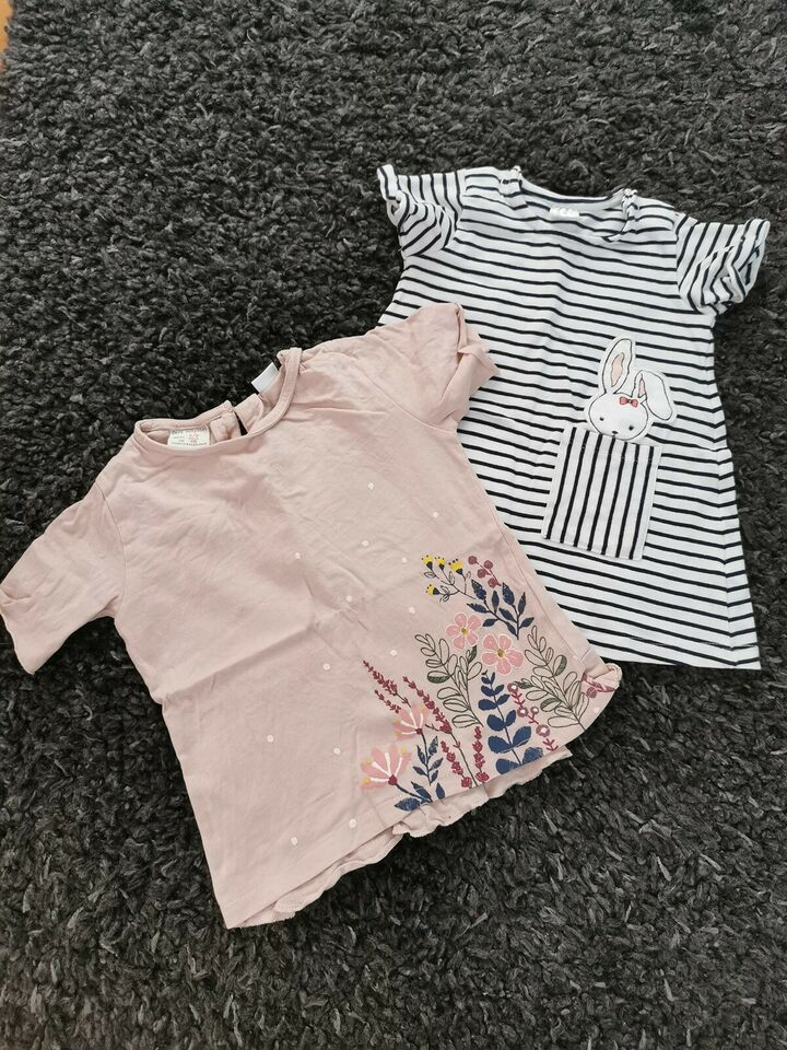 T-shirt, Borne toj, Zara