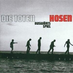 DIE-TOTEN-HOSEN-AUSWARTSSPIEL-CD-ROCK-18-TRACKS-NEU