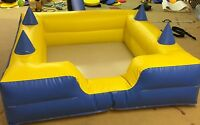 6 X 6 Ball Pool With Air Jugglers 4 Free Sandbags