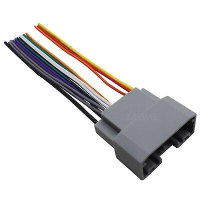 Car Stereo CD Player Radio Wiring Harness for Dodge Ram 1500 2009-2011 |  eBayeBay