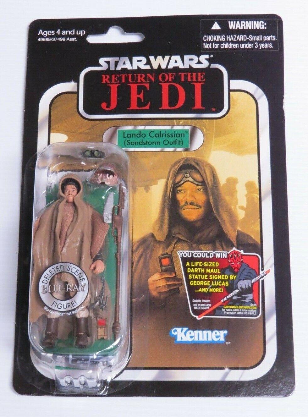 para barato Estrella Wars Lando Calrissian Figura de Acción Acción Acción Sellados VC89 retorno Jedi  barato y de alta calidad
