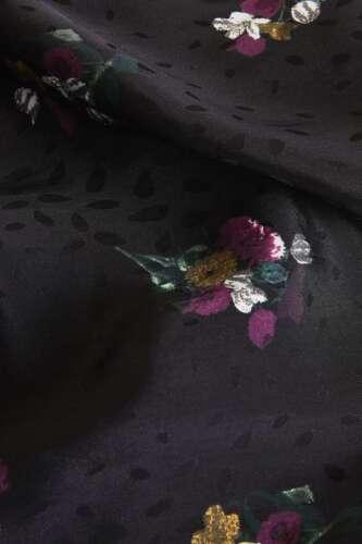 Rrp 85 8 Dress Midi £ 36 6 Floral 2 Us Topshop Boutique Us4 34 Elegent Size By wBn6PqxRat
