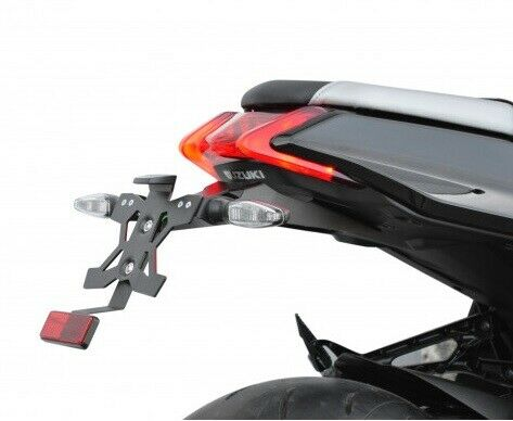 SUPPORT DE PLAQUE TOP BLOCK SUZUKI SUZUKI GSX-S 1000 KATANA 2019-2020