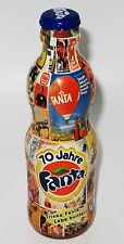 *FULL! 2010 70th Anniversary Orange Fanta Bottle Coca Cola Co Germany