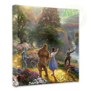 Thomas-Kinkade-Wrap-Dorothy-Discovers-the-Emerald-City-14-x-14-Gallery-Wrap