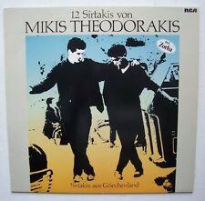 Mikis Theodorakis 12 Sirtakis [LP]