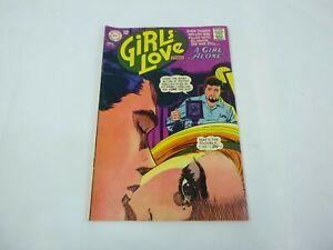 Vtg-1967-DC-Comics-Girls-039-Love-Stories-No-131-Nov