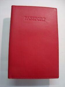 Genuine-Leather-Passport-Cover-Protector-Branded-VISCONTI-Fuscia-Colour