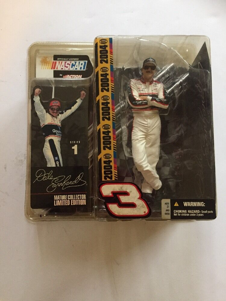 Nascar by Action McFarlane Series 1 Ale Ale Ale Earnhardt And Dale Earnhardt Jr Figures bb0a08