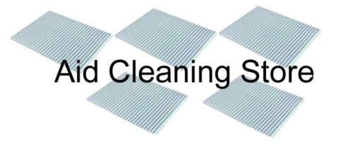 Confezione da 10 ESTRATTORE UNIVERSALE Cappa Grasso Filtro carta indicatore di saturazione