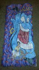 Disney Aladdin/Genie Childs Sleeping Bag