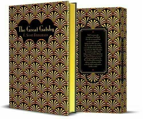 The Great Gatsby Chiltern Edition by F. Scott Fitzgerald 9781912714063 for  sale online | eBay
