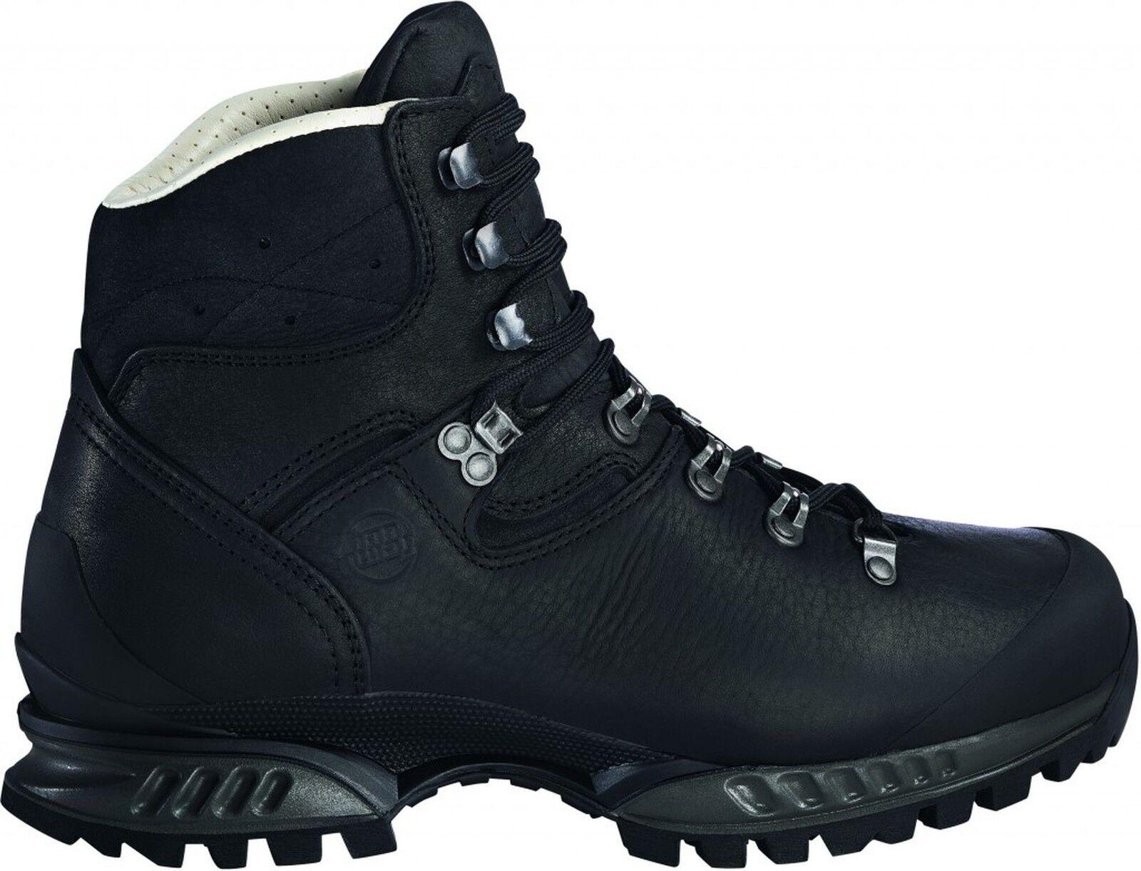 HANWAG Trekking Yak Schuhe Lhasa Größe 8 (42) schwarz