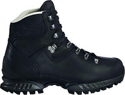 Hanwag trekking yak zapatos lhasa tamaño 8 42 negro