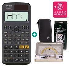 Casio FX 85 GT X Deutsch erweiterte Garantie Schutztasche Lern-CD