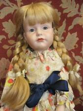"""REPRODUCTION Kammer & Reinhardt 114 JH 94 Blond Soft Bodied Doll 20"""""""