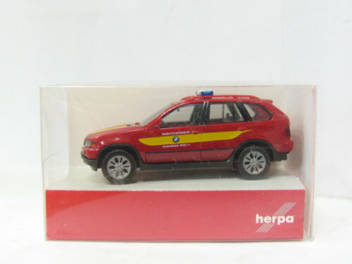 HERPA 045957 BMW X5 TM FW OVP 1:87 MW 6093