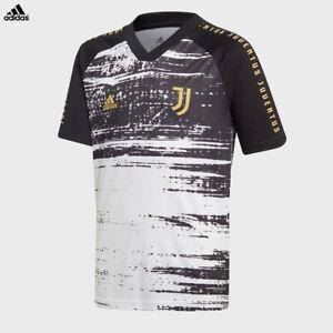 Juventus Maglia Pre-partita Junior Stagione 2020/21 adidas ...