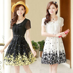 Korean Fashion Dresses