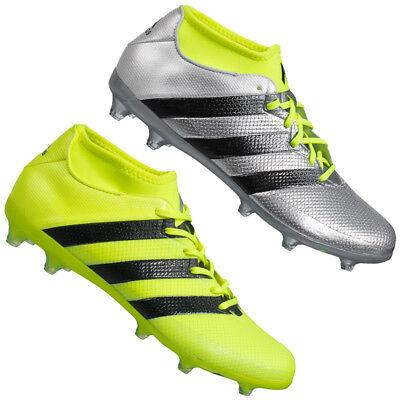 adidas ACE 16.2 Primemesh FG AG Herren Fußballschuhe Nocken Fußball Schuhe neu