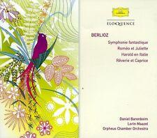 Berlioz / Minton / O - Berlioz: Sym Fantastique / Romeo Et Juliette [New CD]
