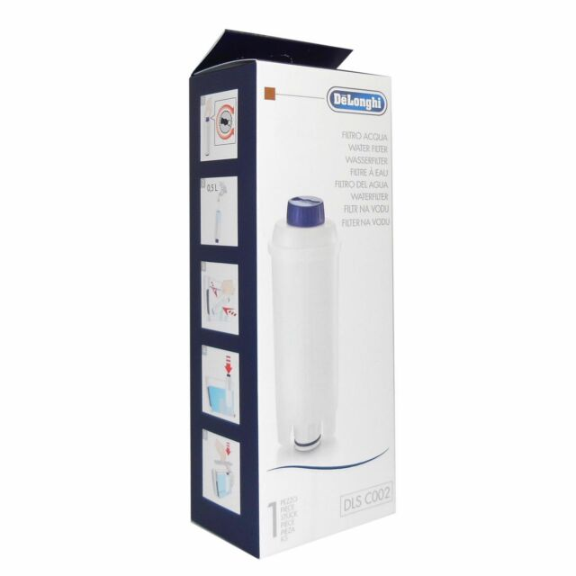 ORIGINAL De Longhi Wasserfilter SER 3017 für DeLonghi Magnifica, DeLonghi Eletta