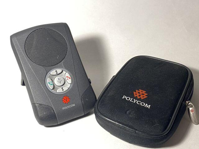 Polycom CX100 Audio Communicator USB Microphone Speakerphone for sale online