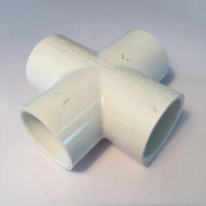 PVC-PRESSURE-FITTINGS-CROSS-TEE-VARIOUS-SIZES