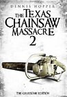 Texas Chainsaw Massacre 2 Gruesome Edition DVD 1986 Region 1 US IMPORT
