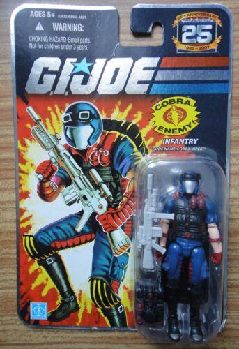 sigillato Joe 25th ANNIVERSARIO Cobra Viper G.I