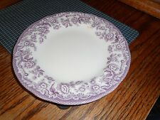 "NEW SPODE DELAMERE BOUQUET 6 1/4"" BREAD AND BUTTER PLATE MADE in ENGLAND"
