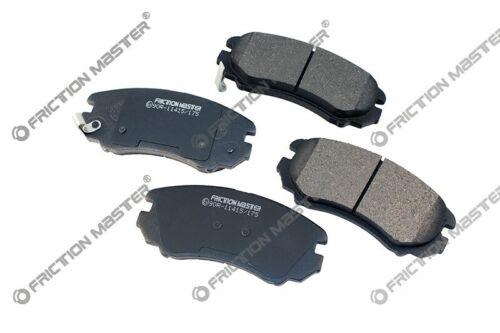 Front Brake Rotors and Ceramic Pads fits 2007 2008 2009 2010 KIA OPTIMA
