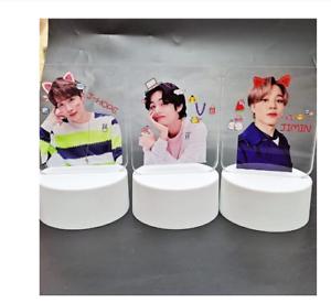 Color Changing KPOP BTS Bangtan Boys LED Plastic Acrylic mood Lightstick butter