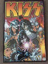 KISS Band Dark Horse Comics Promo Maxi Poster Rock Heavy Metal Gene Simmons RARE