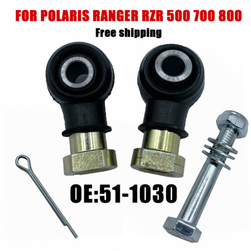 NEW ALL BALLS TIE ROD END KIT FOR POLARIS RANGER RZR 500 700 800 OEM 51-1030