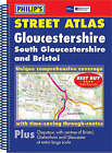 Philip's Street Atlas Gloucestershire and Bristol by Octopus Publishing Group (Spiral bound, 2005)