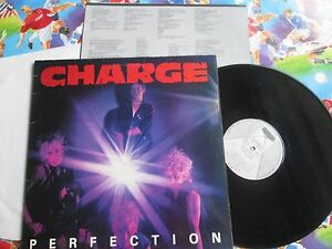 Charge  Perfection Label Kamera Records  KAM 013 UK VINYL LP Album - <span itemprop='availableAtOrFrom'>Coalville, United Kingdom</span> - Charge  Perfection Label Kamera Records  KAM 013 UK VINYL LP Album - Coalville, United Kingdom