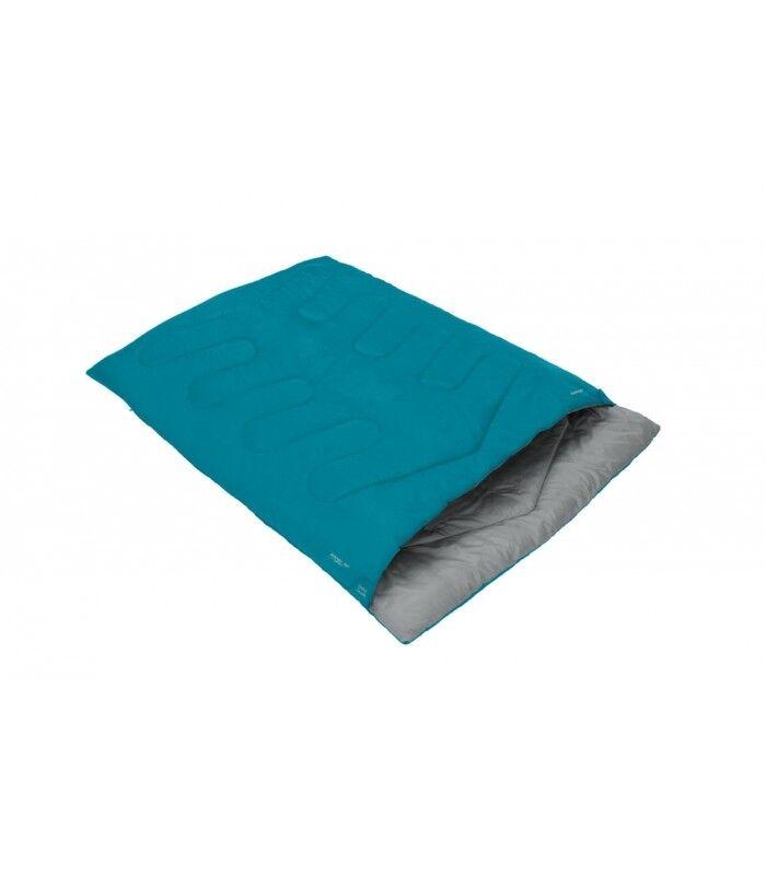 Vango Ember Double 2 Season Sleeping Bag Bondi bluee