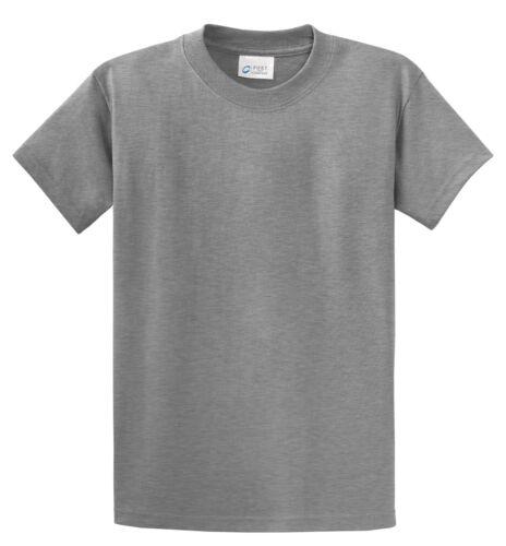 Personalized or Plain Men/'s Tall Big T Shirt LT XLT 2XLT 3XLT 4XLT