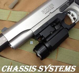 Details about 1911 'TRC' Tactical Rail Conversion suit all non rail Kimber  1911 Pistols