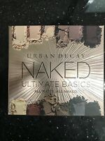 Urban Decay Naked Ultimate Basics Eyeshadow Palette In Box 100% Authentic