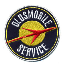 Hot Rod Patch Oldsmobile Badge Classic Car Speed Shop Sales Service Rocket 88