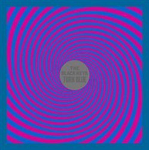 THE BLACK KEYS - retournées Blue NOUVEAU CD