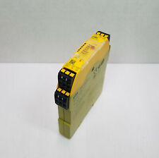 Pilz 751103 Sicherheitsrelais PNOZ s3 C 24VDC 2n//o