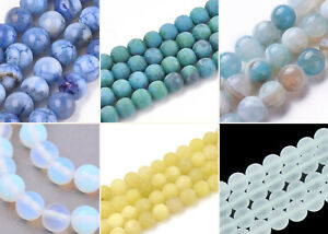 6mm-Steinperlen-Natural-Beads-ca-60St-Faedelloch-1mm