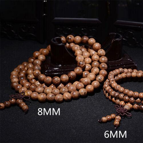 1x  Men Women Infinity Multilayer Beaded Charm Bracelet Necklace JewelryFEH