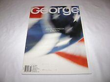 JOHN F KENNEDY JR George Magazine 10/99 TRIBUTE PC