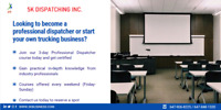 Professional Truck Dispatcher Training - 5K Dispatching Inc. Mississauga / Peel Region Toronto (GTA) Preview