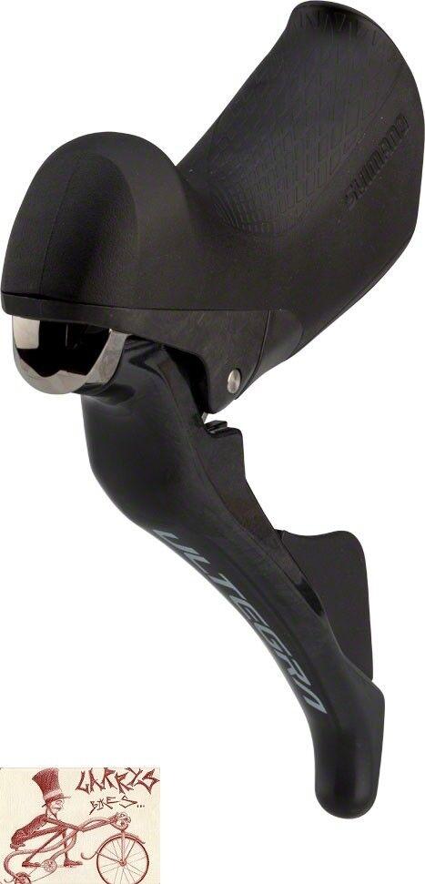SHIMANO ULTEGRA R8000 2 Velocidades Palanca Izquierda mecánico de palanca de cambios --