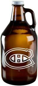 Montreal Canadiens 64 Ounce Growler (New) Calgary Alberta Preview